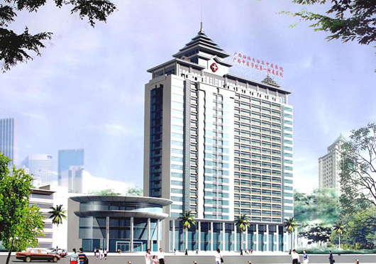 广西中医学院第一附属医院 网络综合布线