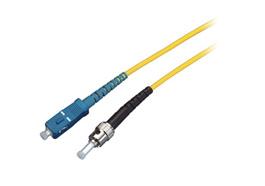 林芝单模单芯 SC-ST光纤跳线 3米 9/125μm