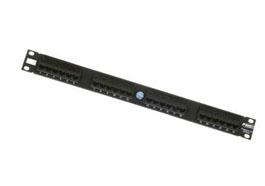 林芝康普 超五类非屏蔽24口配线架 406330-1
