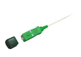 SC/APC单模尾纤