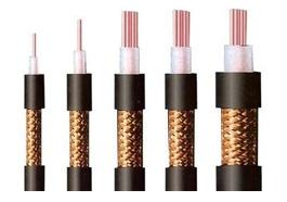 SYV 75Ω系列实芯聚乙烯绝缘聚氯乙烯护套同轴电缆