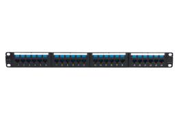 昊讯 六类非屏蔽24口配线架