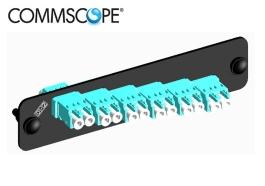 6口LC光纤耦合器条(多模)